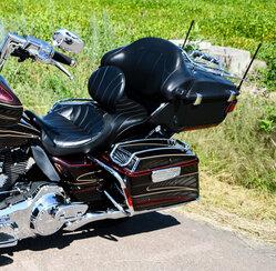 Best Hidden Antenna Harley Davidson