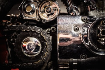 Harley Cam Chain Tensioner Upgrade